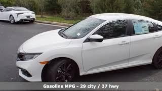 New 2019 Honda Civic Washington DC MD Chantilly, DC #HCKH505487