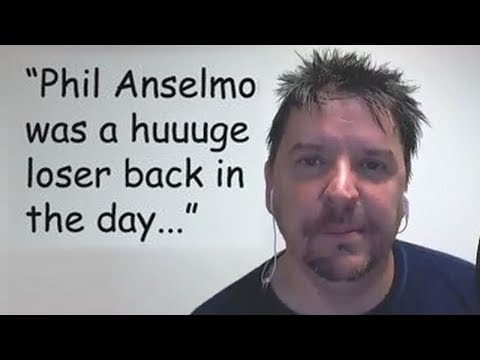 VR: Livelife8072 - RE: AIU Edit of Phil Anselmo Interview