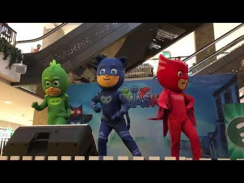 PJ Masks Theme Song LIVE
