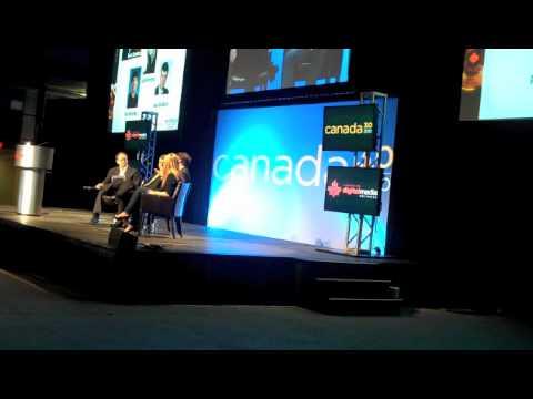 Canada 3.0 Entrepreneurship panel
