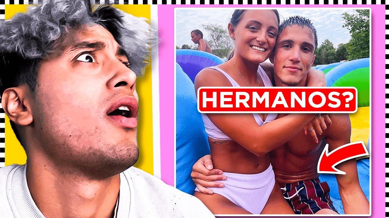 Download Son HERMANOS o son PAREJA ????? 🤨