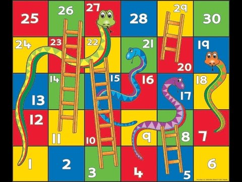 Ludo Bing Snake And Ladder Game