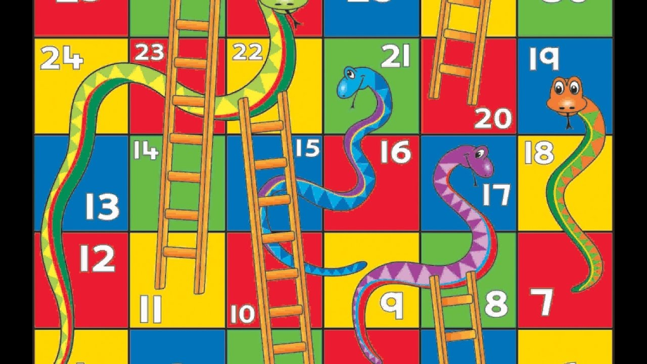 Snake and ladder online shopping