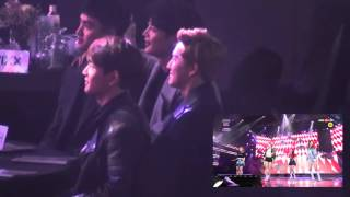 Video SHINee & EXO react to Red Velvet's Dumb Dumb @ 160114 SMA download MP3, 3GP, MP4, WEBM, AVI, FLV April 2018