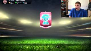 2 INSANE PINK CARDS IN 1 PACK!!!! - FIFA 15