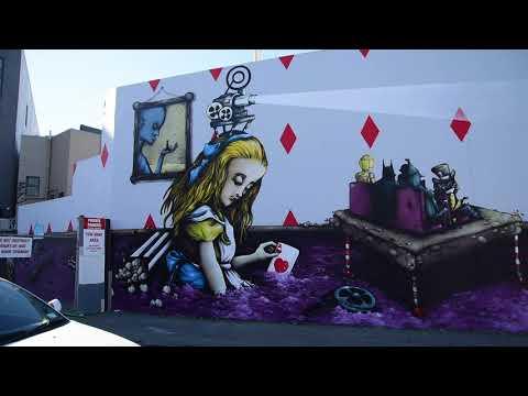 Ōtautahi Christchurch Urban Art Series - Introduction