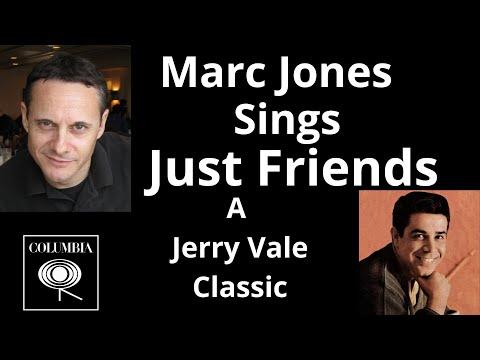 Marc Jones Sings -