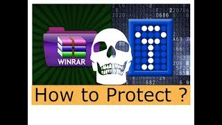 WinRAR vulnerability accessing private data | Protect Winrar...