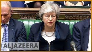 🇬🇧 UK parliament rejects Theresa May's Brexit deal l Al Jazeera English