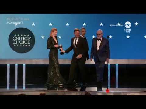 Succession, Best Drama Series, Critics Choice Awards 2020