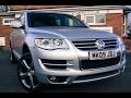 NOW SOLD: Volkswagen Touareg 3.0 TDi V6 Altitude Auto, 2009/09, 71k Miles, FSH
