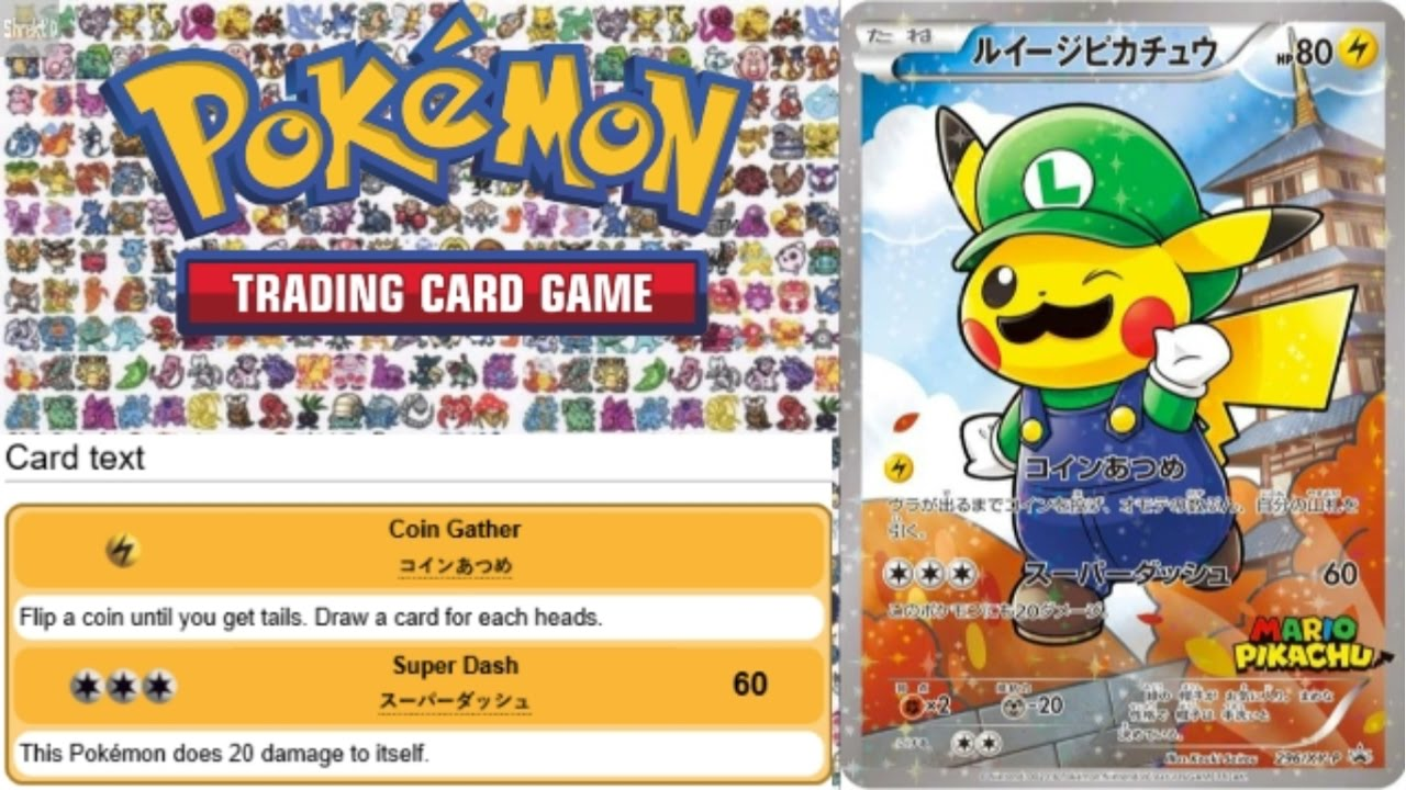 All Pikachu Pokémon Cards Old New Youtube