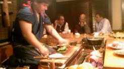 Japanese grill bar