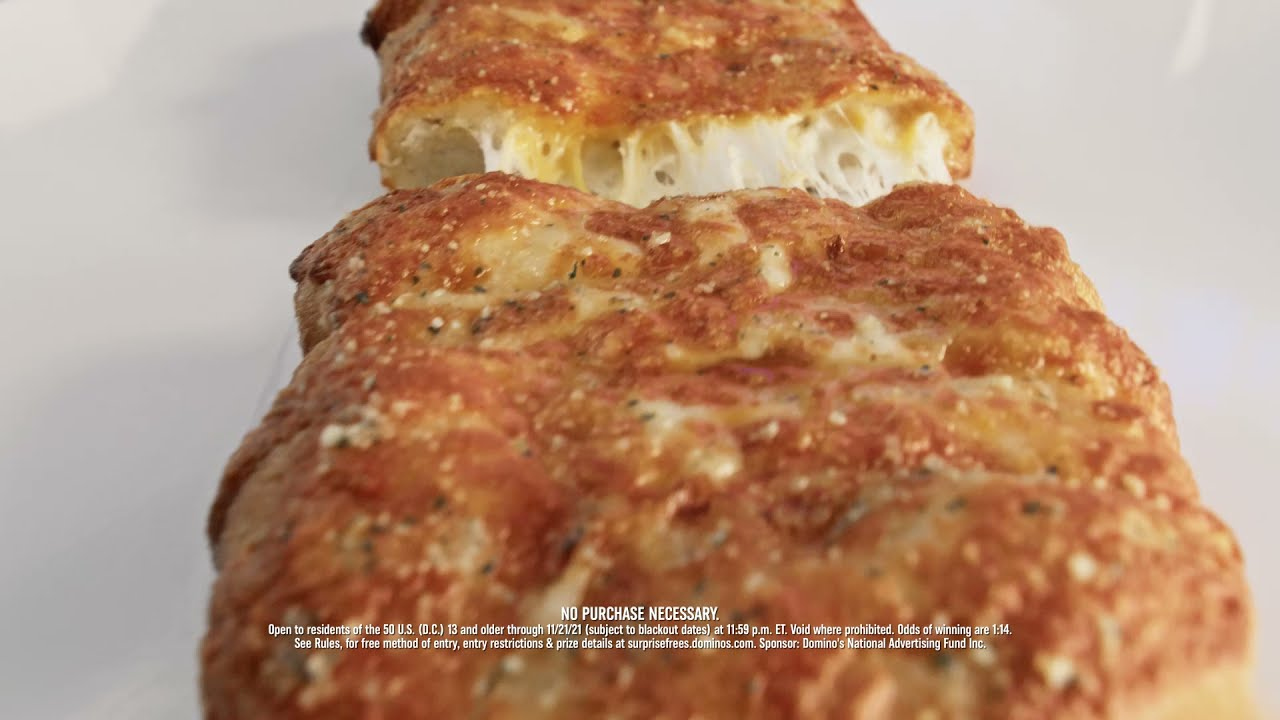 Endless Cheesy Bread :15