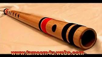 Afghan flute (tola) - yia mawla dilam tang amada
