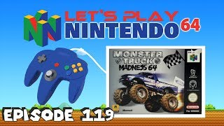 Monster Truck Madness 64 - Let