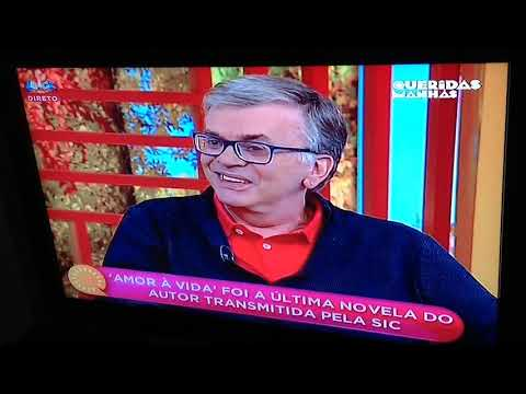 Walcyr Carrasco é muito conhecido e apreciado em Portugal   '6