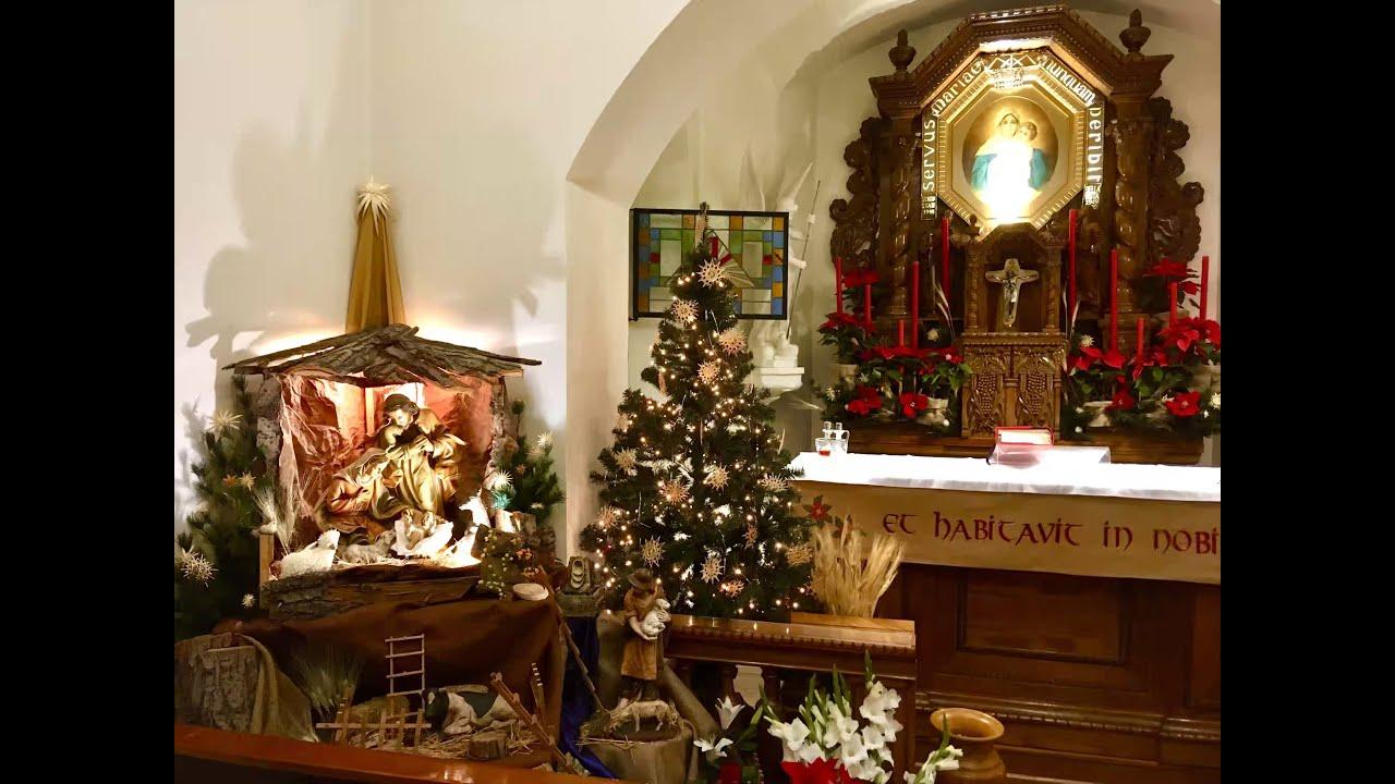 Invitación a prepararnos para Nochebuena