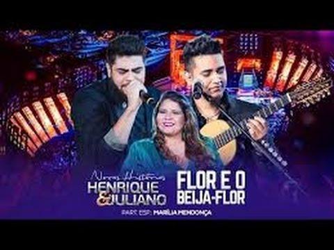 A Flor E O Beija-Flor- Henrique e Juliano