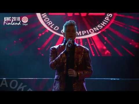 KWC 2018 - Toni K. Laaksonen - Round 2