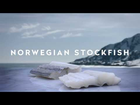 Norwegian Stockfish – Seafood From Norway