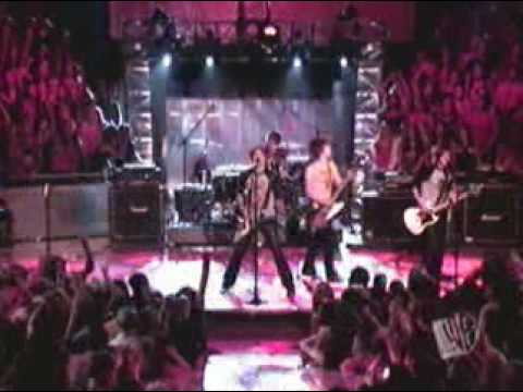 the all american rejects   swing swing live on pepsi smash