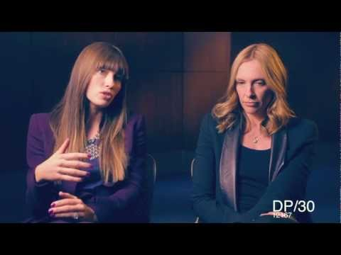 DP/30: Hitchcock, actors Toni Collette, Jessica Biel