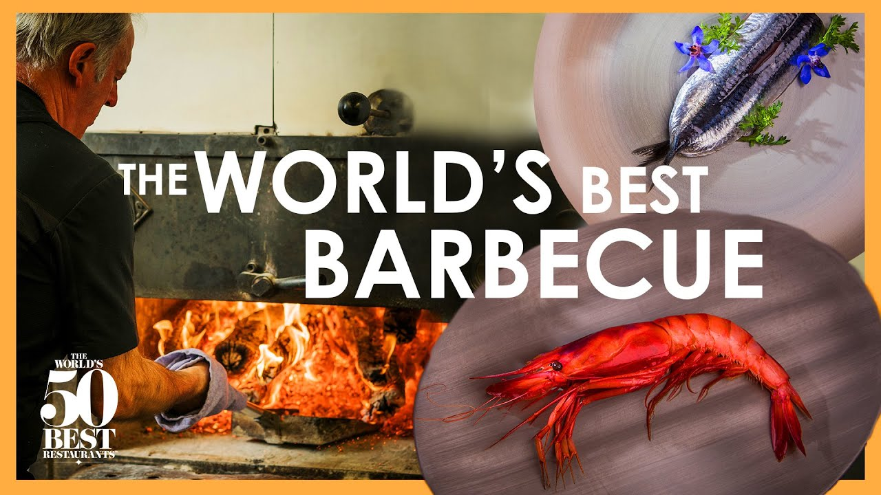 Etxebarri The World S Best Barbecue