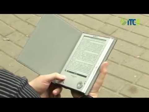 E-Reading: E-ink Devices vs Smartphones, Sony Reader vs Samsung i8000 Omnia II