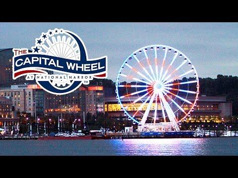 The Capital Wheel at National Harbor