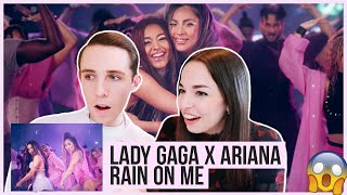 Lady Gaga + Ariana Grande 'Rain on Me' | MV Reaction!
