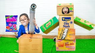 Thám Tử Nhí Chế Tạo Ống Nhòm Bí Ẩn - Trang Vlog