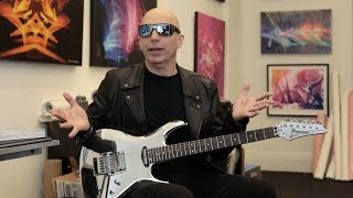 Joe Satriani's Upcoming Art Collection: A Discussion on Creating Art (OFFICIAL)