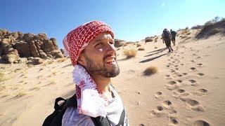 24h dans un désert du Moyen-Orient (Serpents venimeux)