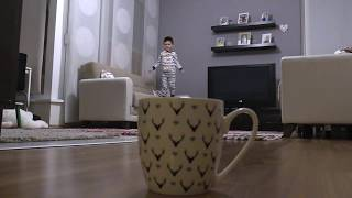 Jump into a Cup Trick (Zach King Effect) , Cemal Mirza