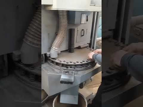 Spring-End Grinding Machine SGM9-400 Mp3