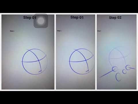 Cách vẽ pokemon huyền thoại tập 2