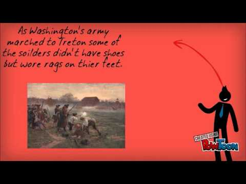 Summary of Battle of Trenton