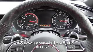 Audi RS6 Autowatch Ghost Demonstration
