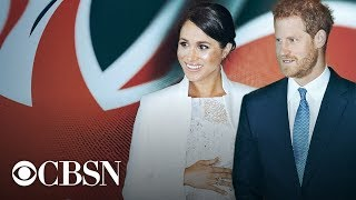 Royal Baby birth: Prince Harry and Meghan Markle welcome baby boy, live stream