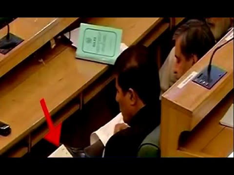 MLAs Distributes Wedding Cards During J&K Assembly Session   Caught On Cam