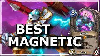 Hearthstone - Best of Magnetic