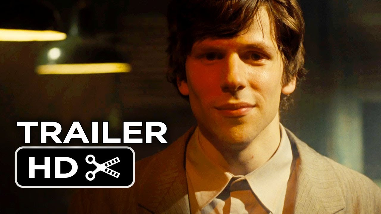 Download The Double Official Trailer #1 (2014) - Jesse Eisenberg, Mia Wasikowska Movie HD