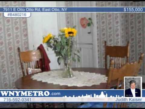 7911 E Otto Otto Rd  East Otto, NY Homes for Sale | wnymetro.com