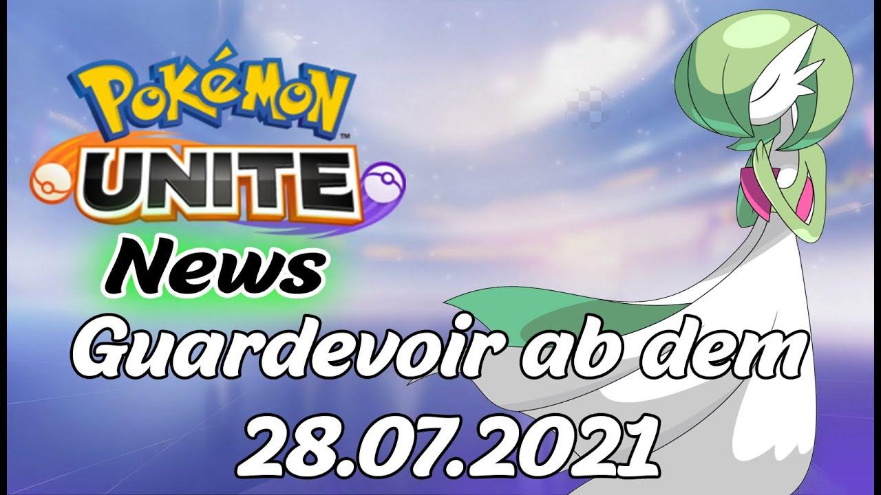 Guardevoir an dem 28.07 in Pokemon Unite | Alle Infos zu den Angriffen - Pokemon Unite News