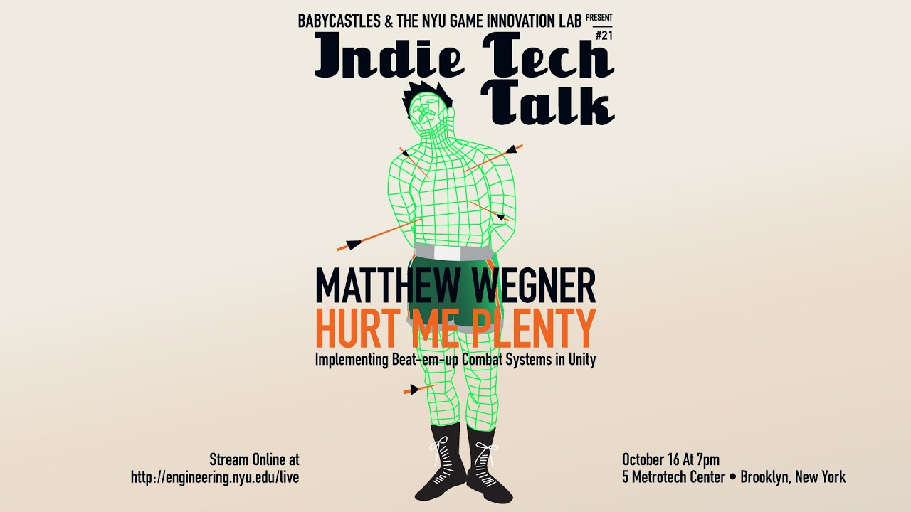 Matthew Wegner: Indie Tech Talk #21 - YouTube