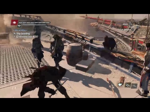 Assassin's Creed Rogue Cormacs fleet missions (SPOILERS)