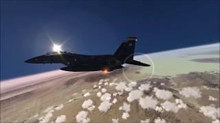 F-15E Strike Eagle & F-18 Super Hornet ++ Aerofly FS 2