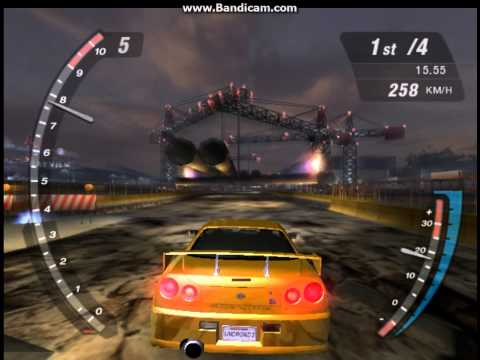 Need For Speed Underground 2 (THAILAND)