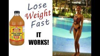 PAANO PUMAYAT USING APPLE CIDER VINEGAR! 2 EASY WAYS l Pinay Tips l Donna Lalabs